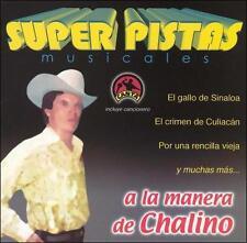 Grupo Musical De Exitos : Pistas: De Chalino CD
