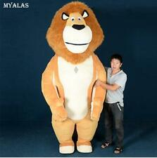 2019 Hot Inflatable 2.6m Lion King Mascot Costume Cosplay Adult Party Game Dress