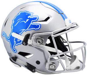 Detroit Lions Full Size Riddell SpeedFlex Authentic Helmet - Limited Supply