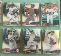 Pick your cards - Lot - 2019 Topps Finest Rookies, inserts & base