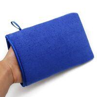 1X Car Wash Magic Clay Mitt Cloth Auto Care Cleaning Towel Microfiber Sponge Pad
