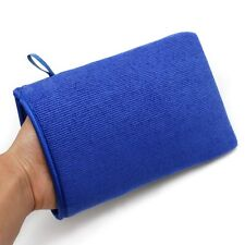 1X Car Wash Magic Clay Mitt Cloth Auto Care Cleaning Towel Microfiber Sponge Pad