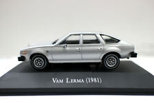 New 1/43 Scale Diecast Model Car Vam Lerma 1981 For collection