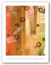 ART PRINT Of This World No 11 Aleah Koury