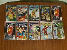 Assorted Comic Book Collection Lot of 10 All Vf+ Or Better Condition