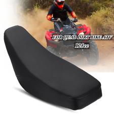 Siège Mousse Remplacement 110cc-125cc Racing Style Quad Dirt Bike ATV 4 Wheeler