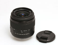Sony Dt 3,5 -5, 6/18-55 mm Sam II