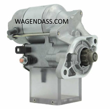 Démarreur Neuf  remplace Denso 028000-4520 pour moteur Kubota