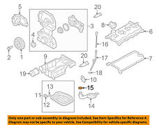 NISSAN OEM 08-13 Rogue Engine Parts-Oil Tube Seal 15066ZL80C
