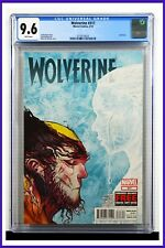 Wolverine #317 CGC Graded 9.6 Marvel February 2013 White Pages Comic Book.
