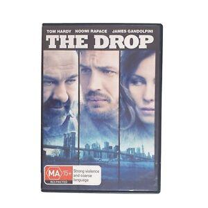 The Drop Movie DVD Region 4 AUS Free Postage - Crime Thriller