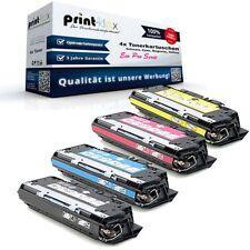 4x  Tonerkartuschen für HP Color-LaserJet 3700 DTN N Q2670A Q268 Eco Pro