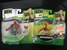 2 x Ben 10 Action Figures OMNIVERSE - FOUR ARMS  &  ASTRODACTYL Boxed & Sealed