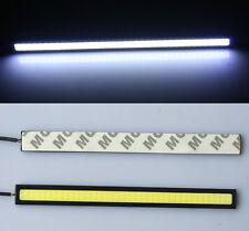 4x Impermeable COB LED DRL 6W 17cm Alta Potencia Coche Luces Diurna Daylight 12V