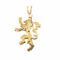 Game of Thrones Lannister Movie TV Show Series Pendant Charm Necklace
