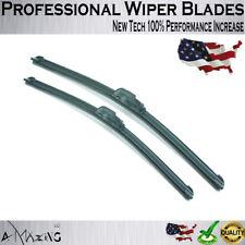 "26"" and 14"" Windshield Wiper Blades Premium OEMQuality J-Hook Blades Bracketless"