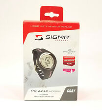Sigma Sport PC22.13 Heart Rate Monitor for Women, Black/Pink