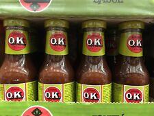 6 X 335g Pack Colman's OK Fruity Rich Sauce No Artificial Colours Flavours O.K
