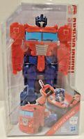 "Transformers Titan Changers Optimus Prime 10.5"" Action Figure 2018 Hasbro NEW"