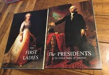 1981 Presidents First Ladies Booklets White House Historical Society Reagan