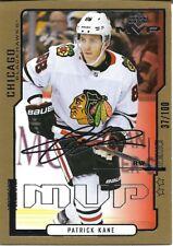 Patrick Kane #96 - 2020-21 MVP - 20th Anniversary 2nd Star - 37/100