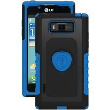 NEW Trident Aegis Blue Case Cover for LG Optimus Select AS730 Splendor US730