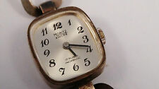 Monte solid silver 835 ladies vintage watch handwinder