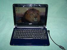 "BLUE ACER ASPIRE ONE D250 KAV60 1.6 GHz / 2GB / 160 GB 10.1 ""Schermo WIFI WEBCAM SKYPE"