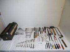 1x Werkzeugkiste komplett mit Werkzeug über 50tlg. ex Bundeswehr (WK97)