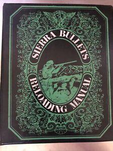 SIERRA BULLETS RELOADING MANUAL 1971