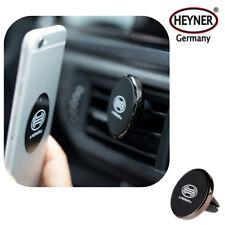 Heyner Premium Car Phone Magnetic Mobil Holder Air Vent Mount Magnet 3M Strong