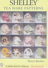SHELLEY TEA WARE PATTERNS by Foley: Guide to all the teacup designs