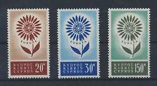 Zypern 240/42 postfrisch / Cept ................................................