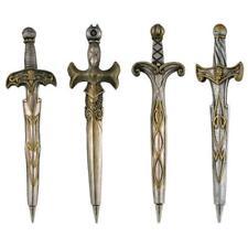 Mighty Sword Pens - Set Of 4