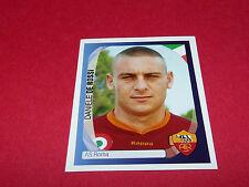 357 DE ROSSI AS ROMA UEFA PANINI FOOTBALL CHAMPIONS LEAGUE 2007 2008