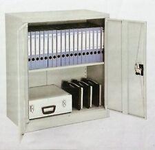 2 Stück Werkstattschrank Aktenschrank Metall-Schrank  Metallschrank Büroschrank