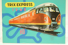 Trix Express Jahreskatalog 1963 HO