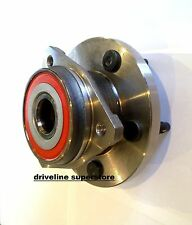 ONE FRONT WHEEL BEARING  HUB UNIT FOR Jeep Cherokee XJ Wrangler TJ 1994-1998
