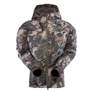 Sitka Open Country Coldfront Hunting Jacket And Bib Pants Set-M