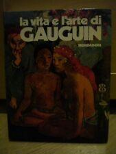 Piera Callegari, LA VITA E L'ARTE DI PAUL GAUGUIN, Arnoldo Mondadori editore.