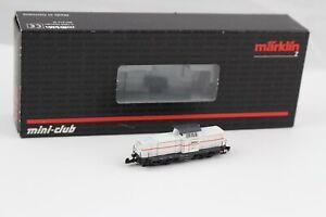 88692 DB Sersa Diesel Br 847 Märklin Led-Lichtwechsel 5 Pole Z Gauge + Top+