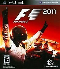 F1 2011 (PlayStation 3) VideoGames