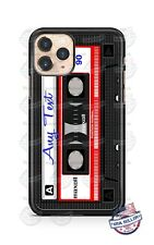 Reloop Tape Recorder Cassette Tape Phone Case Cover For iPhone 11Pro Samsung LG