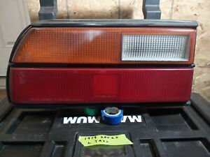 1979 Datsun 280zx Left Tail light - from salvage vehicle