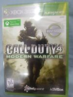 Call of Duty 4: Modern Warfare (Microsoft Xbox 360, 2007) Sealed Video Game War