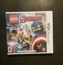 3ds LEGO Marvel's Avengers (Nintendo 3DS) Brand New. Free Shipping