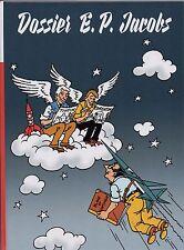 DOSSIER E.P JACOBS dans Tintin. Album cartonné Tirage limité 2016 Blake Mortimer