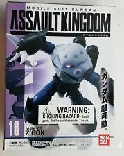Bandai Mobile Suit Gundam Assault Kingdom Z'Gok Vol #4 No 16