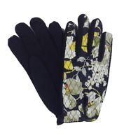 Vera Bradley Fleece Lined Gloves - Dogwood - Size M/L - NWT - Retired