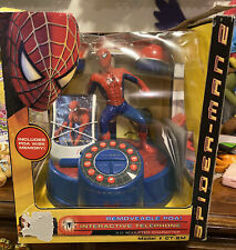 New listing Columbia Marvel Spiderman Phone with removable pda 2004